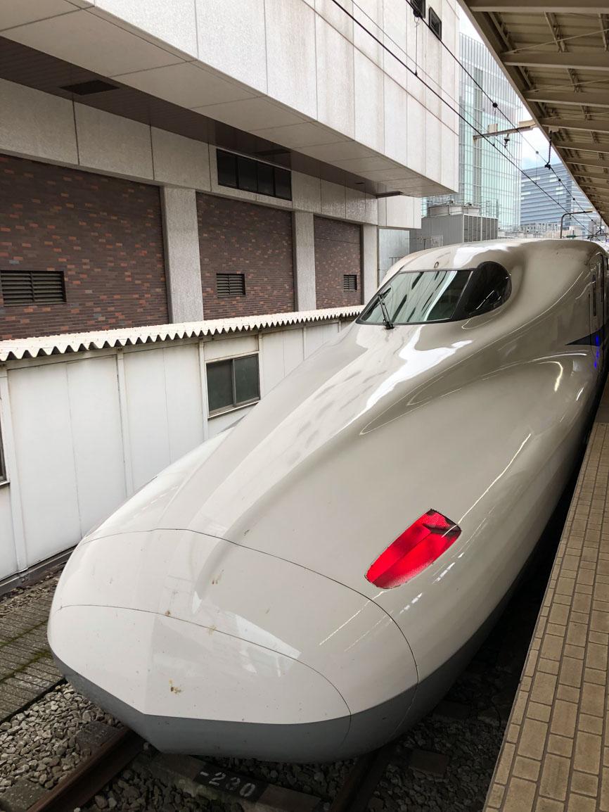 Shinkansen bentos