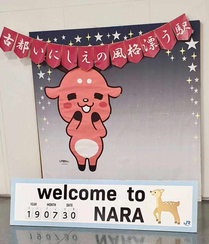 Nara Accueil