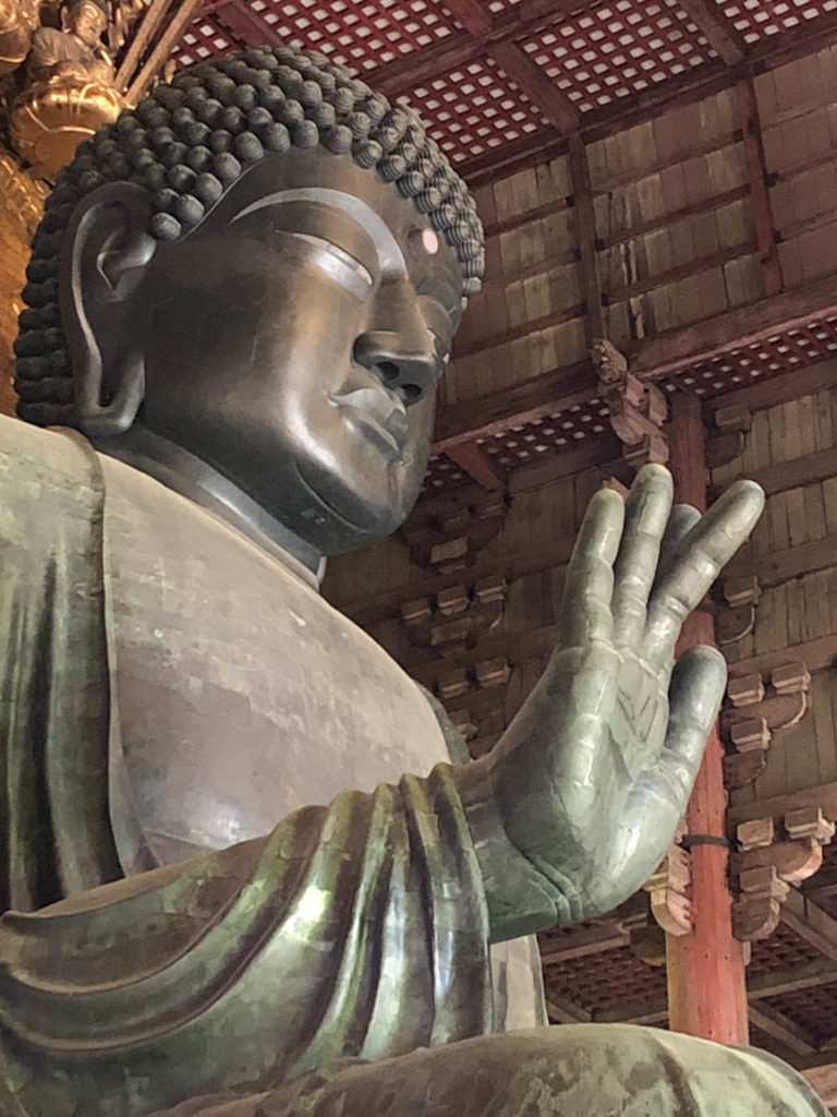 Nara Bouddha