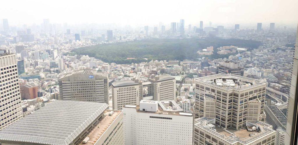 Tokyo : de Shinjuku à la Tokyo Tower par Ameya Yokocho
