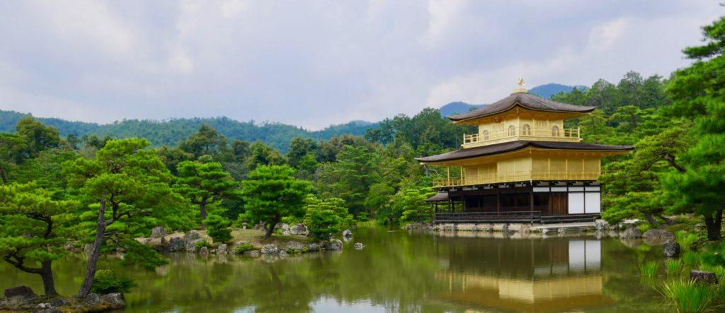 temple kyoto Kinkaku-Ji