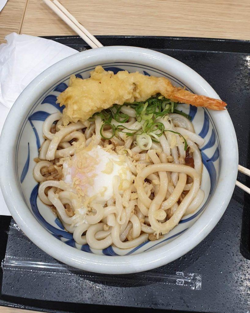 Hanamaru Udon  Shibuya