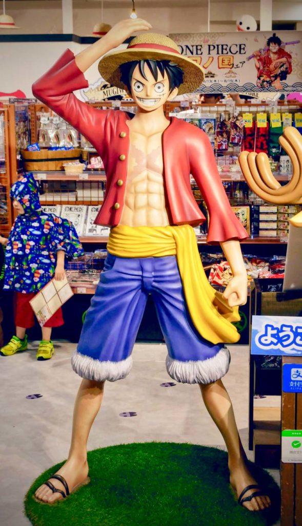 One Piece Shibuya