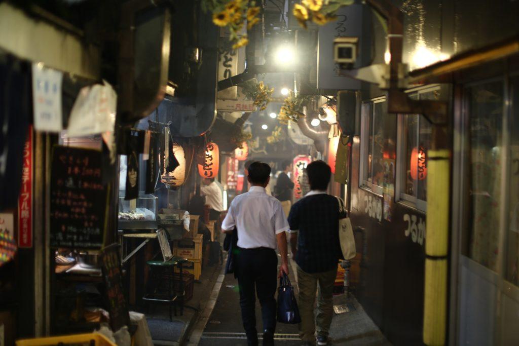 Shinjuku memory lane